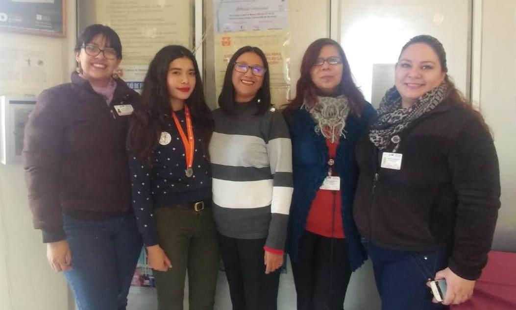 Alumna de Conalep Nogales, es nombrada Voluntaria del Año por el Centro de Integración Juvenil.