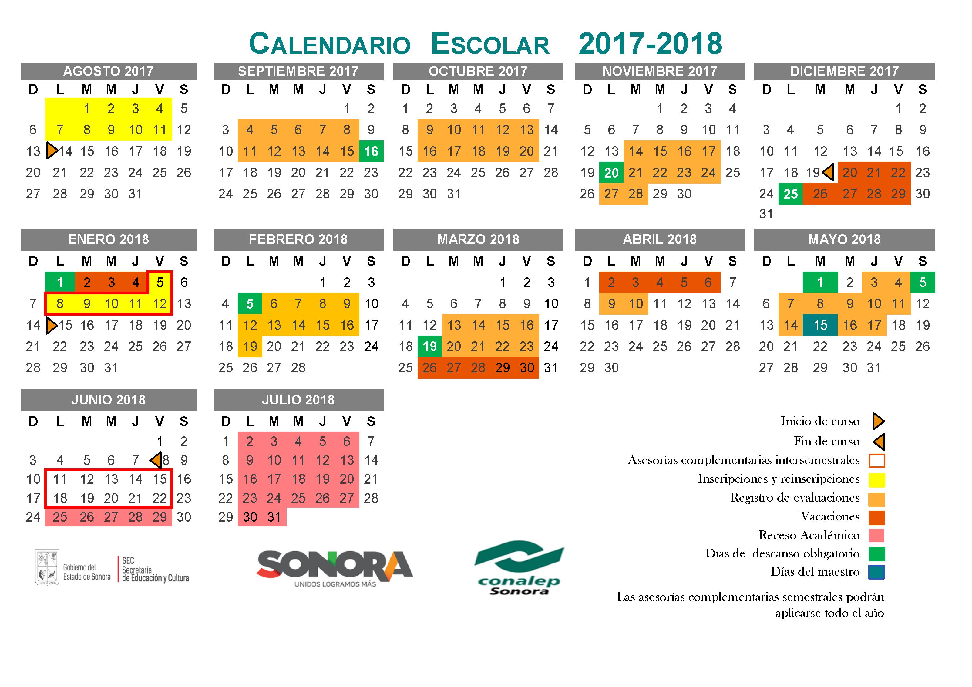 Plantel SAN LUIS RIO COLORADO